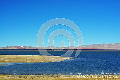 North Tibetan Plateau Selincuo