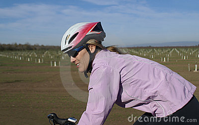 Northern California Cyclist