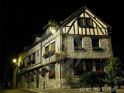 Northern France traditional architecture