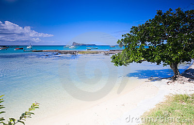 Northern Mauritius Royalty Free Stock Image - Image: 8763326