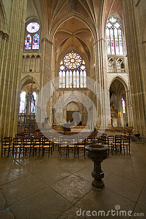 Northern part of the cathedral