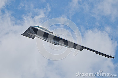 Northrop Grumman B-2A Spirit Editorial Photography