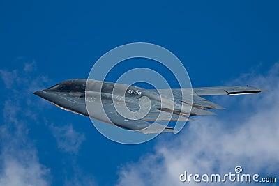 Northrop Grumman B-2A Spirit Editorial Stock Photo