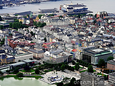 Norway-city Bergen