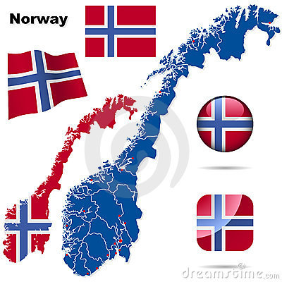 Norway  set.