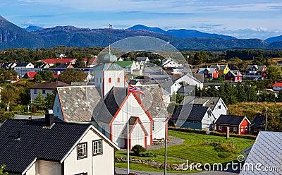 Norway town
