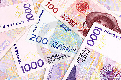 Norwegian Currency Notes