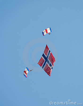 Norwegian Flag