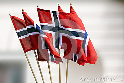 Norwegian Flags