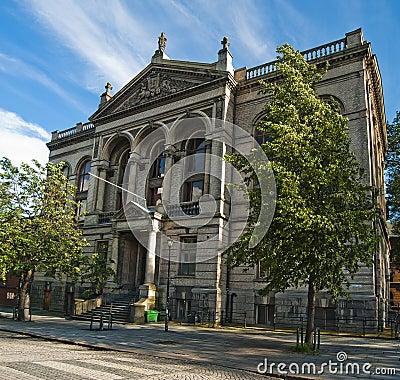 Norwegian science museum