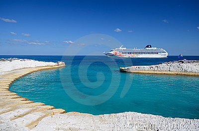 Norwegian Sun Editorial Photography