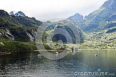Norwegian Trollfjord