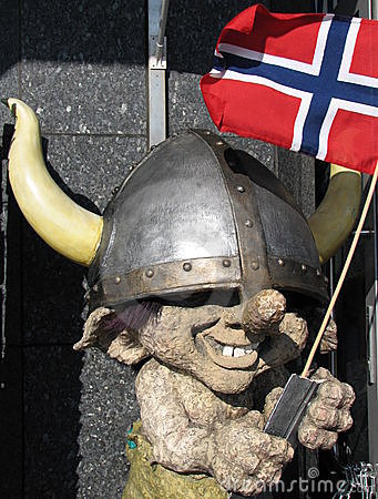 Free Norwegian Viking Troll Stock Photos - 2917273