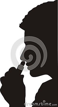 Nose medicine inhale