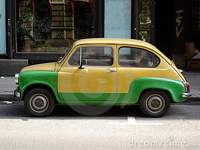 Nostalgia car