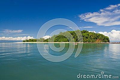Nosy Tanikely Island