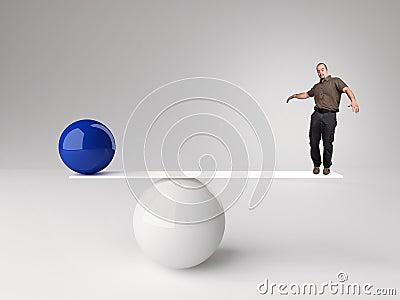Not balance