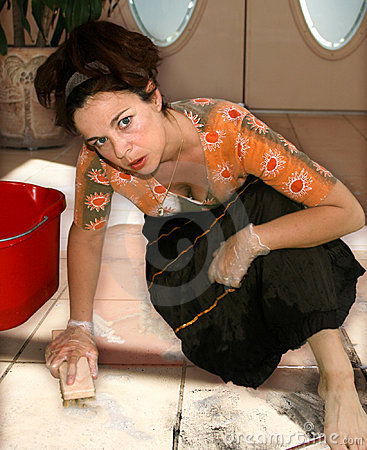 Not so happy housewife