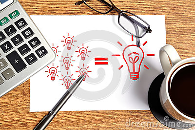 Note idea formula