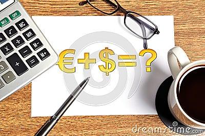 Note money formula