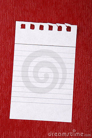 Free Note Paper Stock Images - 3438464