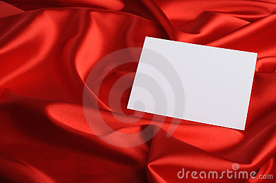 Note on red silk