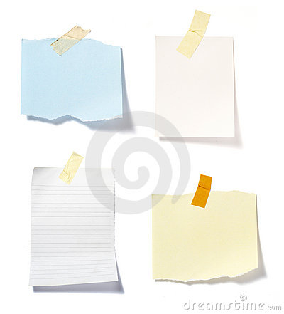 Note reminders collection