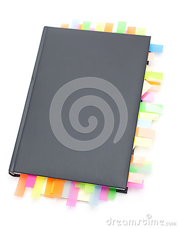 Notebook in bookmarks