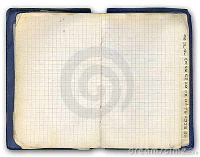 Notebook (with cyrillic)