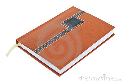 Notebook or diary