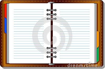 Notebook (organizer)