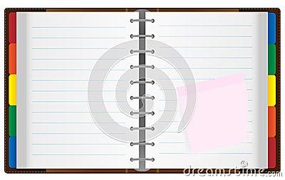 Notebook / Organizer