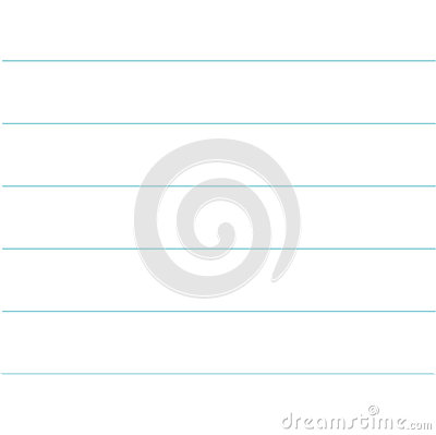 Notebook Paper Texture Lined Template Blank Sheet Of Copybook – Lined Notebook Paper Template