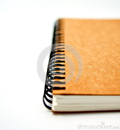 Notebook for writing