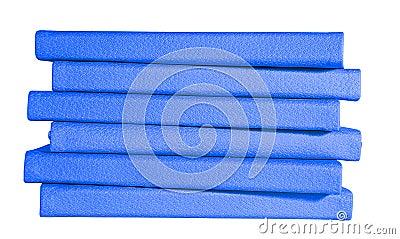 Notebooks blue