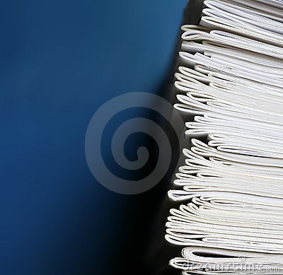 Free Notebooks Stack - Education And School Concept Stock Photo - 4887950