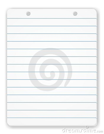 Notepad Page