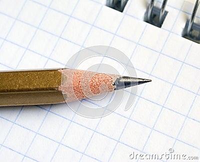 Notepad and pencil macro