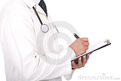 Notes et prescriptions d écriture de docteur