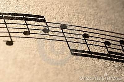 Notes of Music
