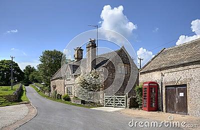 Notgrove village, Gloucestershire