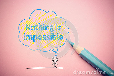 For with God, nothing is impossible ~ paper carnations