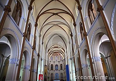 Notre Dame Basilica Saigon Vietnam