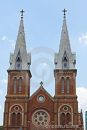 Notre Dame Cathedral Ho Chi Minh City, Vietnam