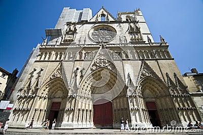 Notre Dame Cathedral Lyon