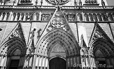 Notre Dame Cathedral Lyon