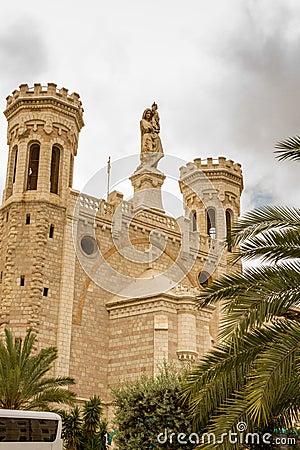 Free Notre Dame De Jerusalem Royalty Free Stock Photography - 60852587