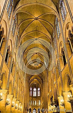 Free Notre Dame  De Paris Royalty Free Stock Images - 11907179