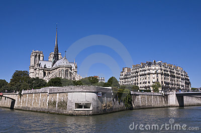 Notre Dame de Paris Editorial Photography