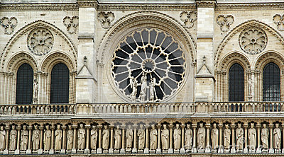 Notre Dame De Paris Royalty Free Stock Images - Image: 25992819